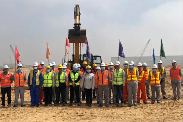 投资近1300亿!全球最大的煤化工项目陕煤榆林气化工程开工